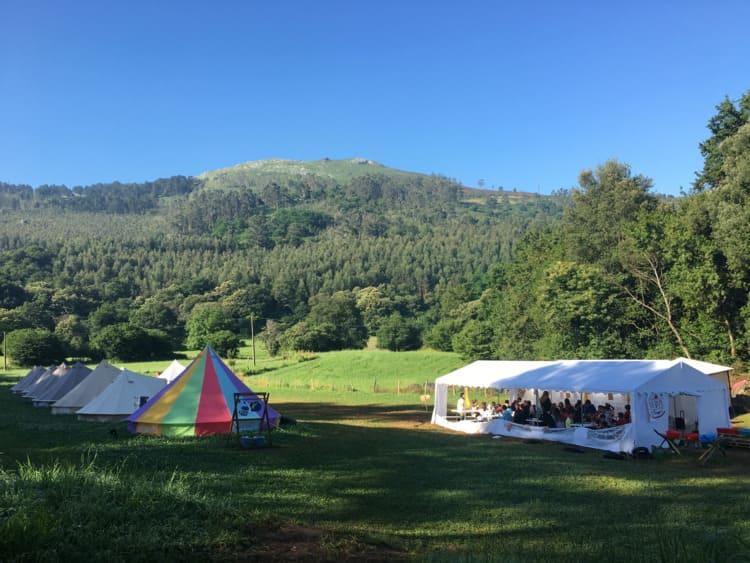 Localizaciones Campamentos NewPa Finca La Estrella Socabarga