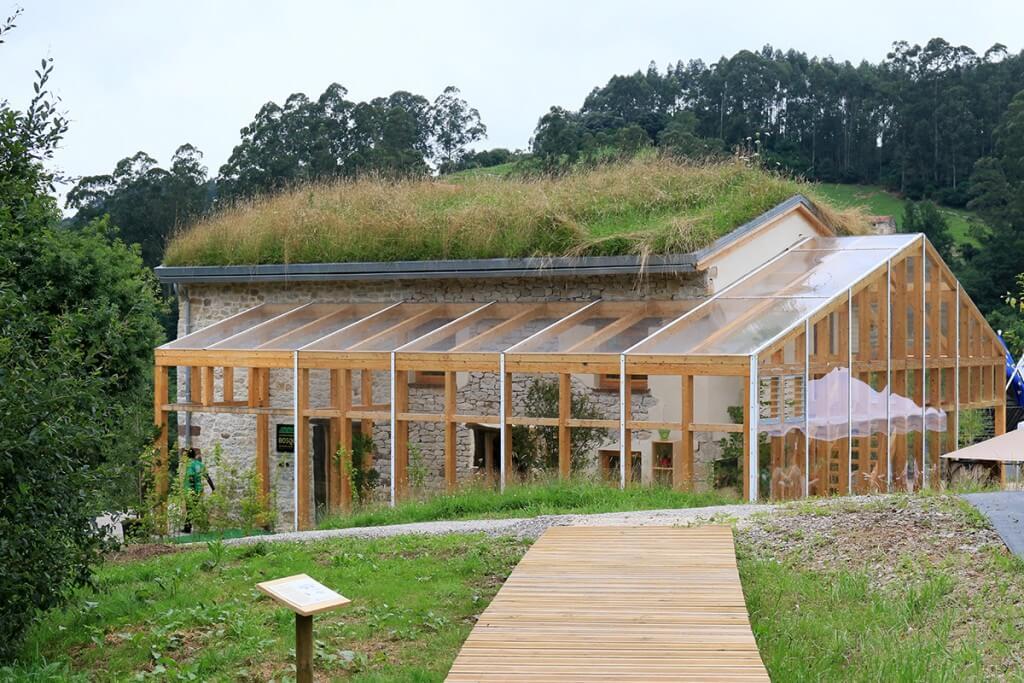 Centro etnobotanico - localizaciones Campamento de Verano NewPa