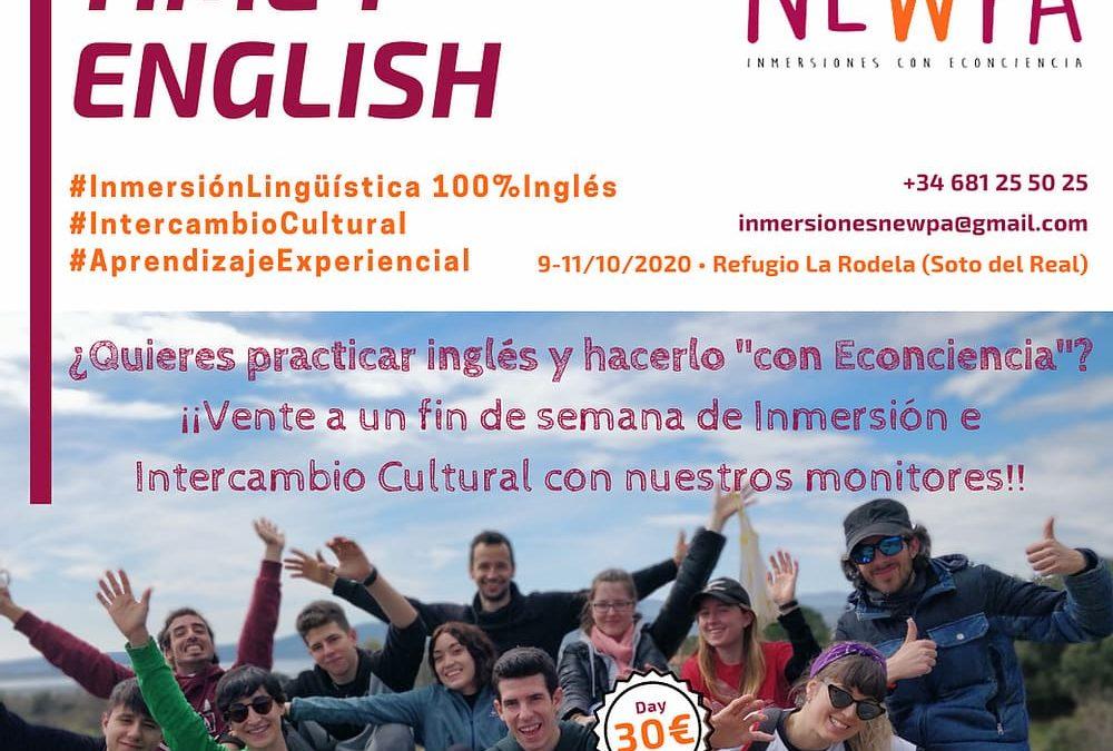 Time4english: 6ª edición para participantes