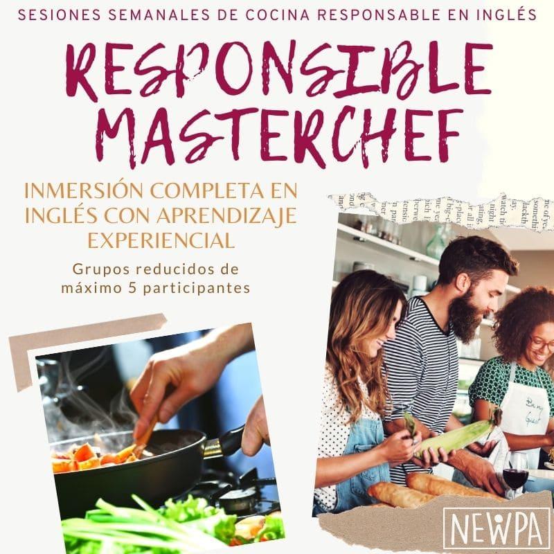 Clases ingles y cocina adultos NewPa