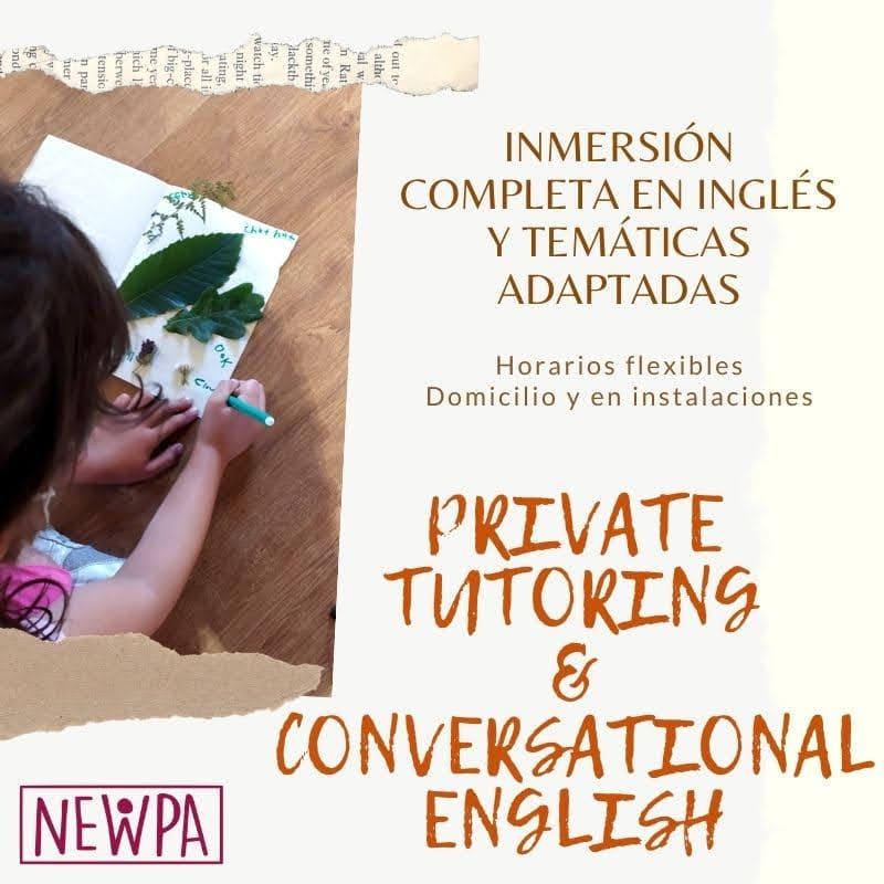 Clases particulares ingles y conversacion cantabria NewPa